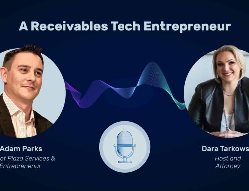 Plaza Services Chief Marketing Officer Adam Parks Featured in Tech on Reg Podcast