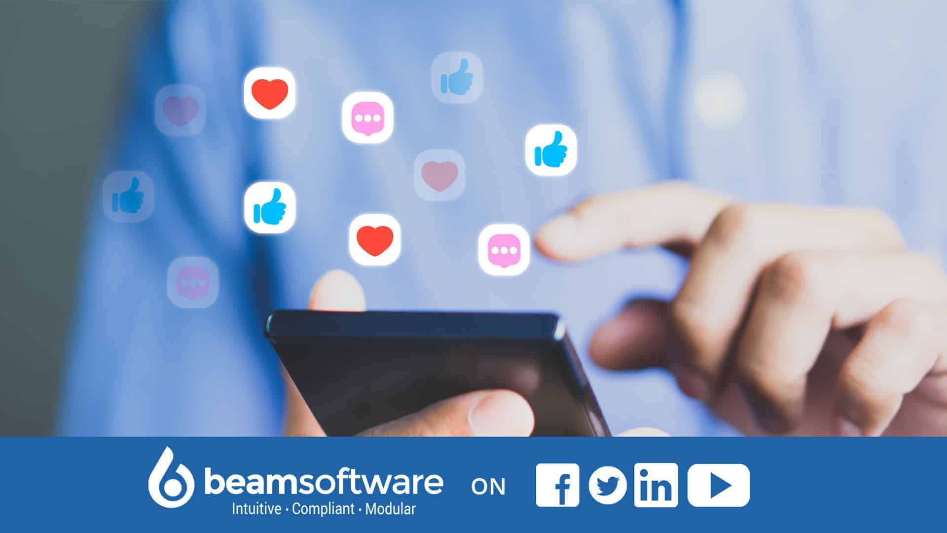 Follow Beam Software on Our Official Social Media Accounts