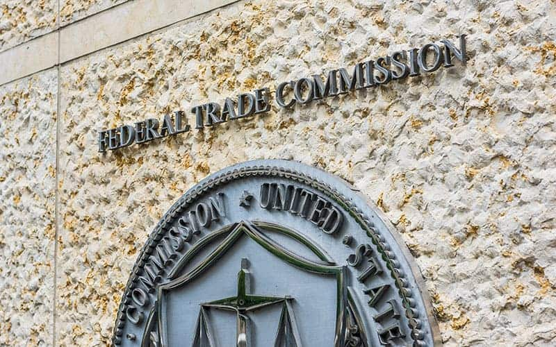 Symbol of Federal Trade Commission