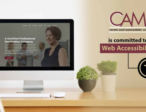 Crown Asset Management is Committed to ADA Web Accessibility