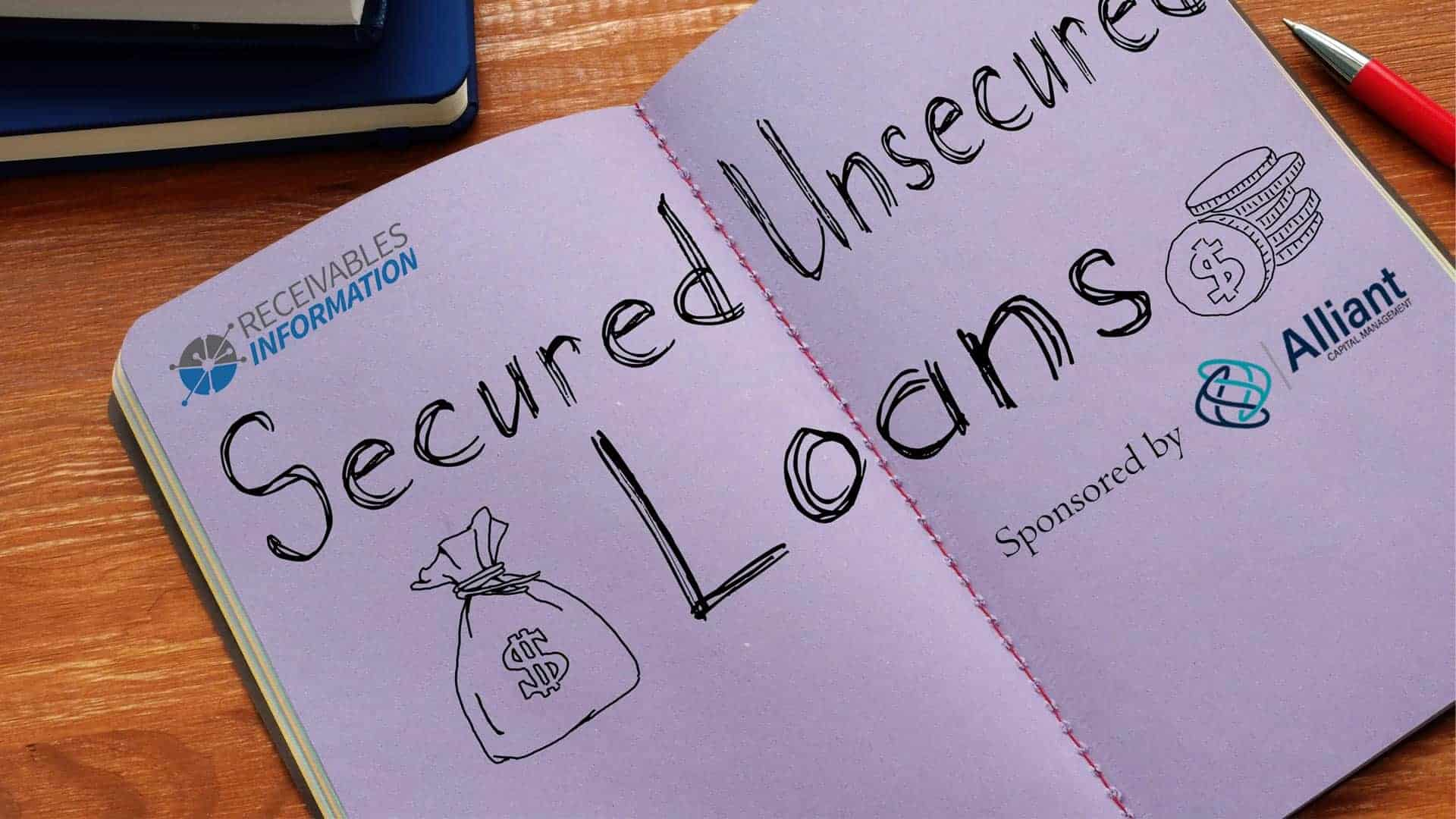 A receivables information guide which has all the information regarding secured and unsecured loans