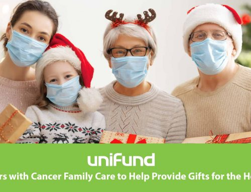 Unifund Partners with Cancer Family Care to Help Provide Families with Gifts this Holiday