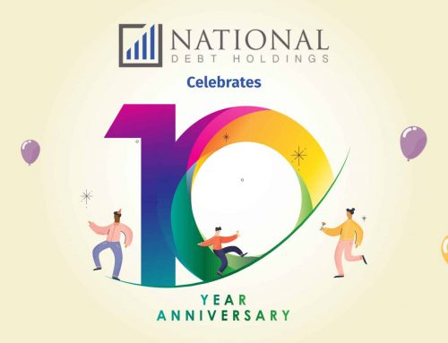 National Debt Holdings Celebrates 10th Anniversary