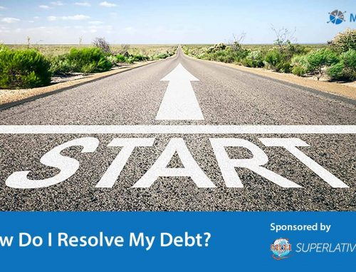 How Do I Resolve My Debt?