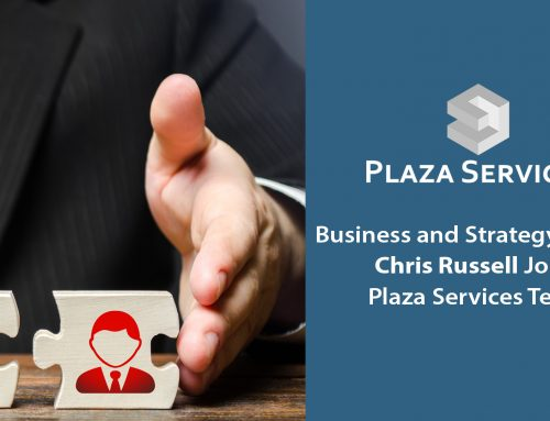 Business and Strategy Leader Chris Russell Joins Plaza Services Team