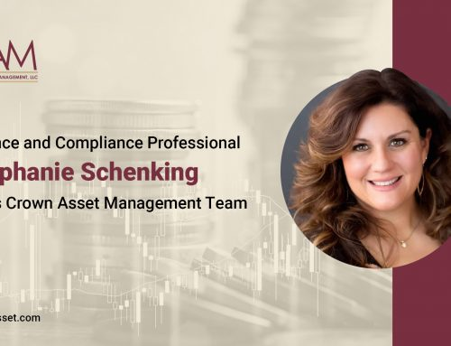 Financial and Compliance Professional Stephanie Schenking Joins Crown Asset Management Team