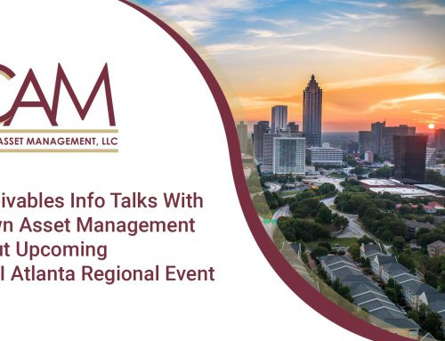 Receivables Info Talks With Crown Asset Management About Upcoming RMAI Atlanta Regional Event